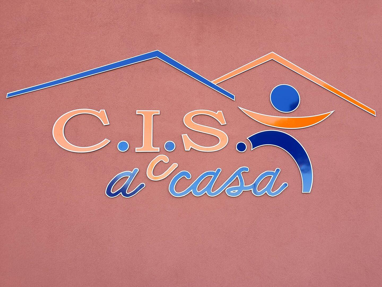 il logo presente sulla struttura
